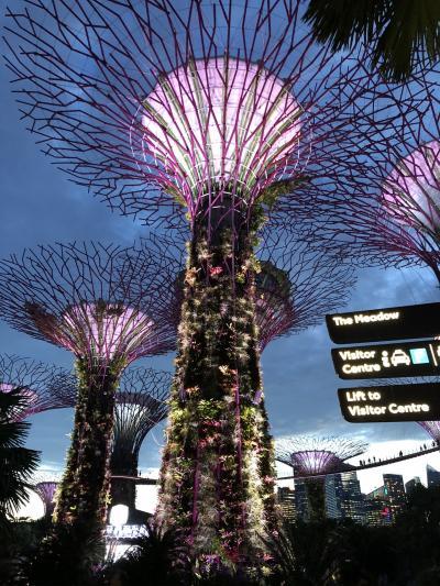 初 シンガポール 女4人旅①
