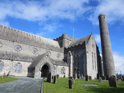 アッシュフォード城に泊まる北アイルランド&アイルランド8日間☆その9☆ロスハウス・聖カニス大聖堂