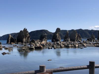 大江戸温泉物語で南紀串本