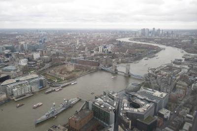 欧州周遊旅行2020④~ロンドンパスでロンドン観光~