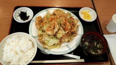 アップグレード?でKARIYUSHI LCH. Izumizaki本館→KARIYUSHI LCH. 2nd Izumizaki