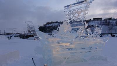 超寒い!!(>_<)彡彡凍え死にそうな((+_+))2つの極寒流氷まつりへGO! ~あばしりオホーツク流氷まつり2020編(^^♪☆☆~