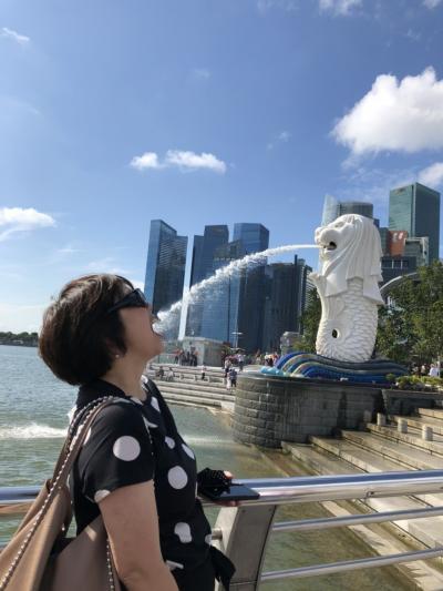 初 シンガポール女4人旅②