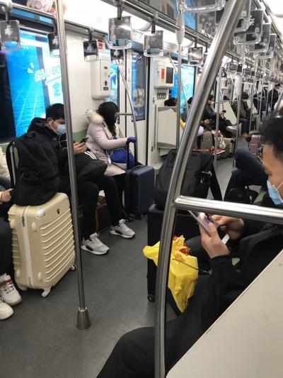 コロナウイルス発生の中国上海のいま(3)