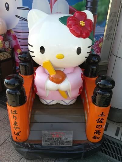 421円航空券ゲット! エコノミーな高知への1泊2日の旅 LCCは庶民の味方です!