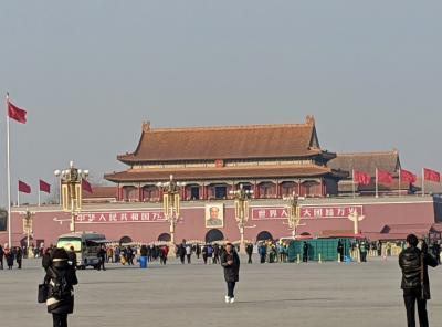 北京2泊3日パッケージツアー!