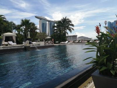 2020冬 4連休で母とシンガポール