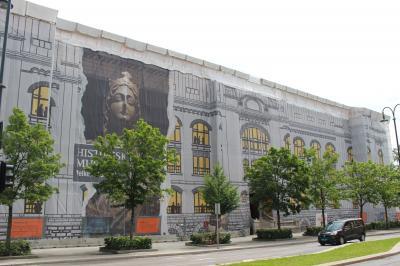 オスロを歩いて地元密着型滞在 その4 国立歴史博物館