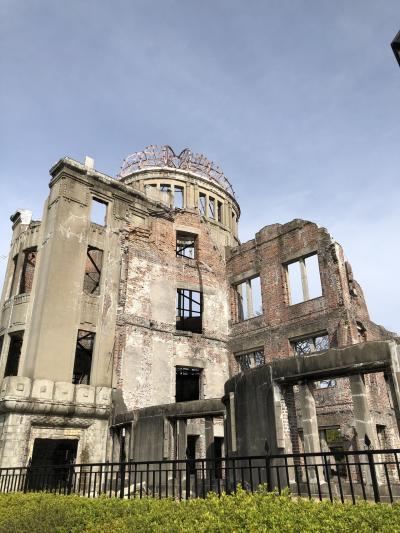 週末、ことりっぷ広島 厳島・原爆ドーム