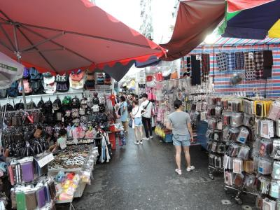 2018年6月香港旅行2 添好運点心専門店・旺角・女人街