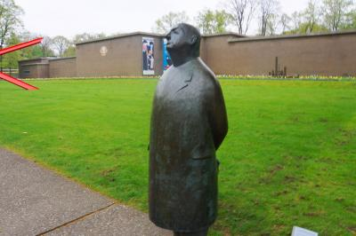 2018GWオランダ・ベルギー美術ざんまいの旅4 クレラーミュラー美術館