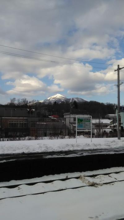 日本縦断の旅? 3日目② ニセコから函館へ