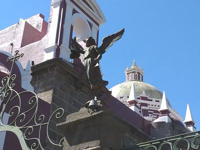 天使の街「プエブラ」