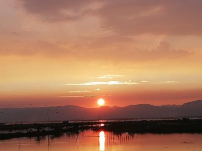 ミャンマー①インレー湖の燃ゆる夕日編(ノボテル ラグジュアリールーム泊)