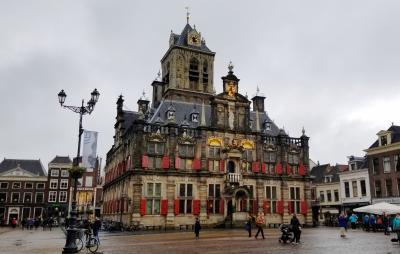 2018GWオランダ・ベルギー美術ざんまいの旅8 デルフトとフェルメール