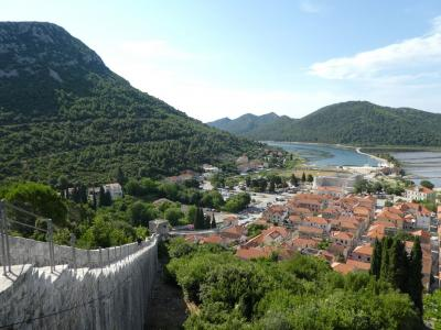 妹と行くクロアチア周辺の旅-5(ストン、コルチュラ島、ペリェシャツ半島)