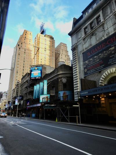 2年ぶりにニューヨークでオペラ その1 20200127