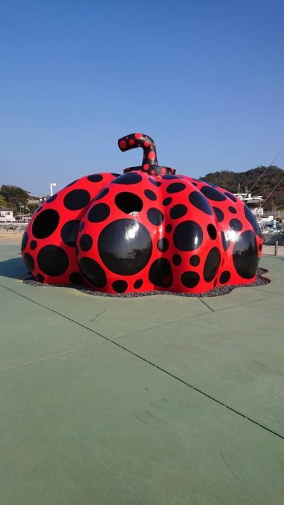 瀬戸内海の島巡り 香川県「豊島」「直島」家プロジェクト+地中美術館