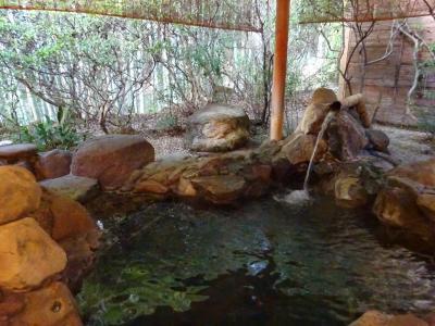 ちょっと、ぶらっと、温泉へ : 武雄温泉「御宿 竹林亭」