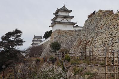 明石城跡を歩く旅