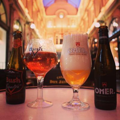 ブリュッセルでビール三昧