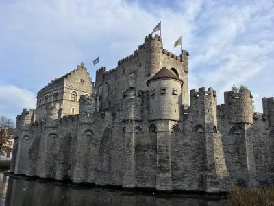 ベルギーで一番好きになった街ゲントへ日帰り