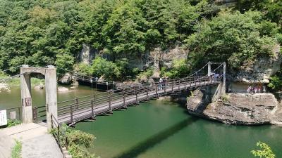 深沢温泉に行きました。「自然首都・只見から塔のへつりの旅」(2019.08・季の郷湯ら里)  part2