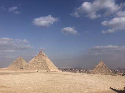 ナイル川クルーズとエジプト大周遊10日間