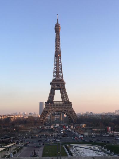 初めてのフランス