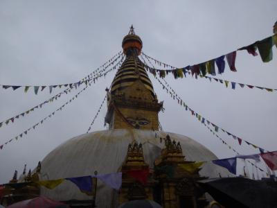 ネパール再訪5日目 カトマンズ市内観光