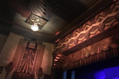 ワーナーグランドシアターでミュージカル鑑賞