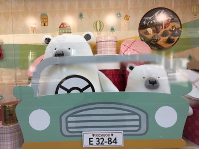 吉祥寺でお散歩…なのにパンケーキ!