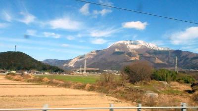 新幹線の車窓を楽しむ(東京から岡山まで)