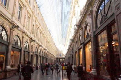 2018GWオランダ・ベルギー美術ざんまいの旅(16)ブリュッセルの旧市街