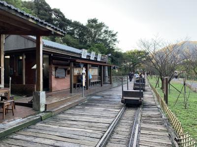 1泊6日 台湾貧乏旅行 台湾四日目・快晴だぁ11(黄金博物館で)