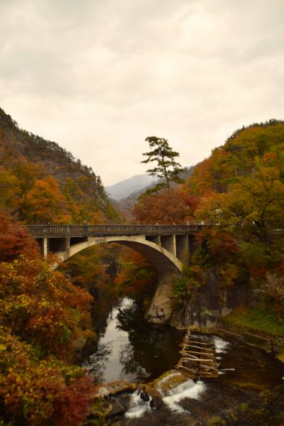 ひとり紅葉狩り部 ほぼほぼシーズン終了昇仙峡
