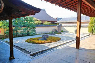 「そうだ 京都、行こう」早春キャンペーンの『大徳寺』石庭をめぐって