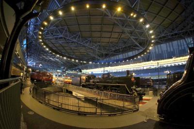 さいたま大宮で鉄道博物館 - THE RAILWAY MUSEUM - 満喫の旅