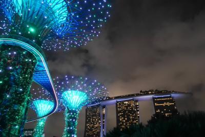 やっぱり女子旅(・∀・)v  シンガポール&ビンタン島 [3] 半日でどこまでまわれるか? シンガポール