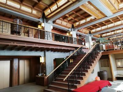 湯田中温泉ふたり旅 いい意味で裏切られた旅館