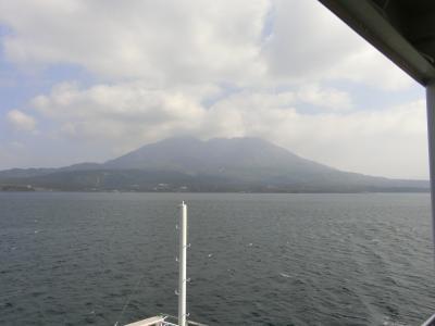 JAL修行を兼ねて、親孝行の旅、鹿児島