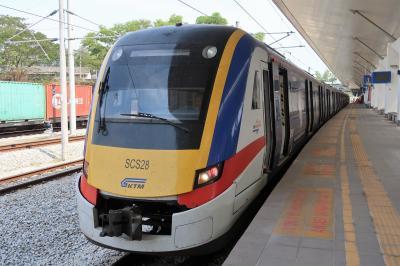 鉄道で国境を越える タイ・バンコクからマレーシア・ペナンヘ vol.2