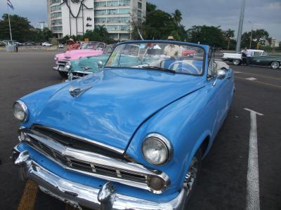 無精者、旅に出る in キューバ・ハバナ