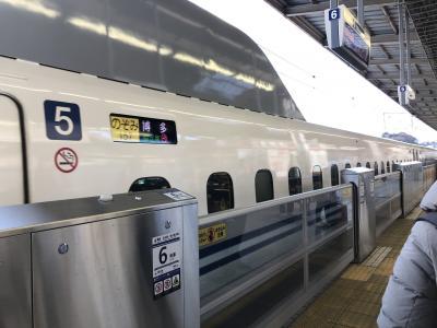 新春の京都とカラヴァッジョ展の旅