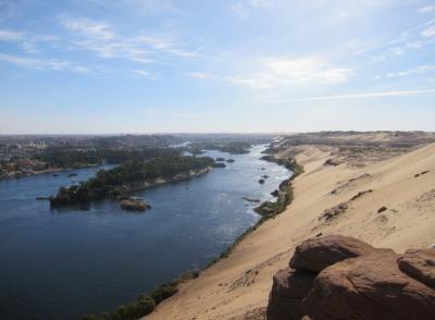 2019〜2020年末年始・エジプト旅行⑦アスワン観光