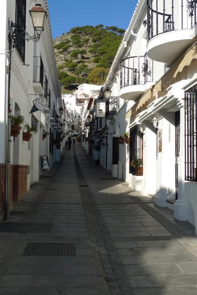 カムバック、スペイン旅行