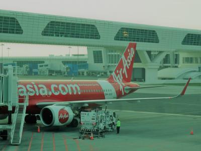 エアアジア クアラルンプール → サイゴン 搭乗記