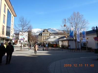 オーストリア横断の旅(7) ザルツブルグからバスでバートイシュルへ・・・