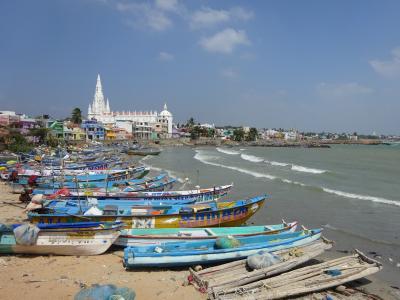 タミルナードゥ州とケーララ州④~インド最南端~