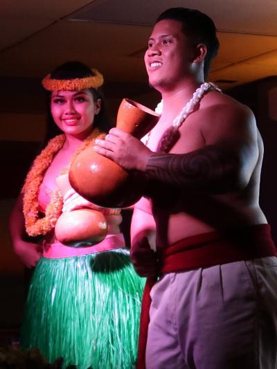 Oahu-9 ダンス!島めぐり競演 最高潮に ☆スター・オブ・ホノルル-2時間で帰港